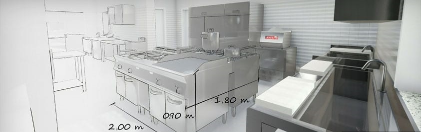 layout cucina