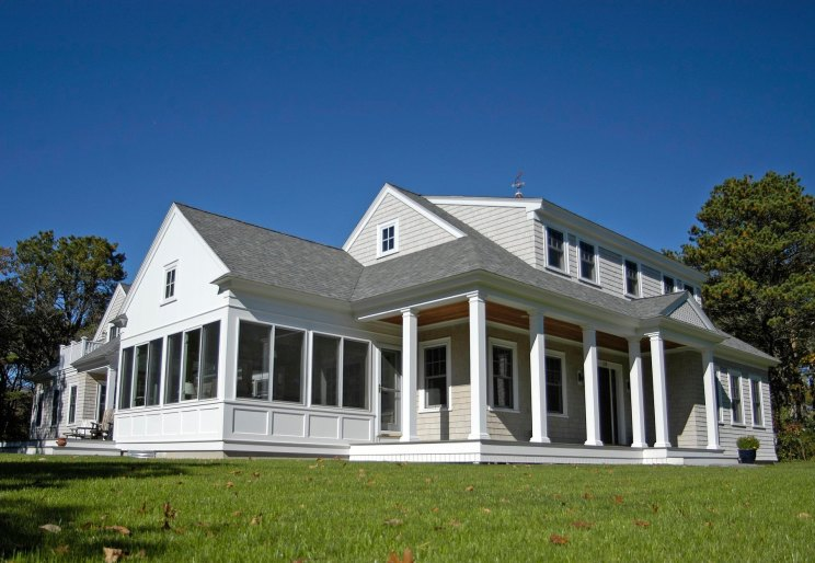House with Front Porch