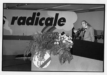 Congresso radicale