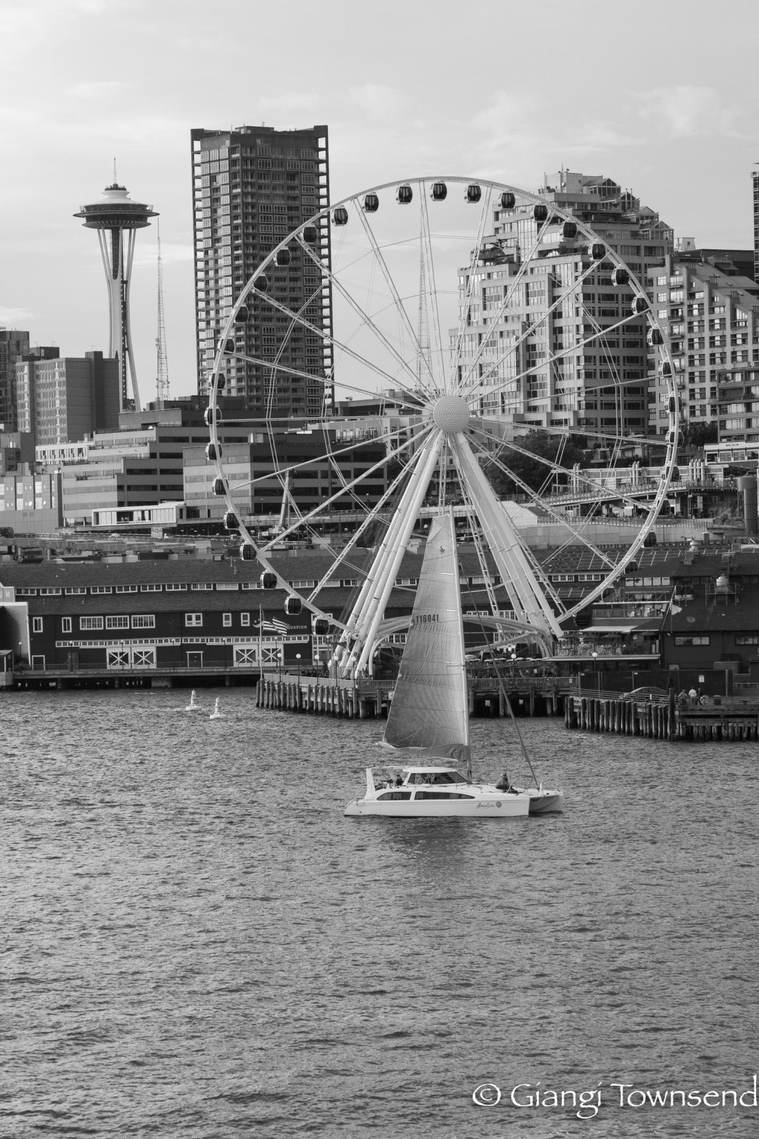 Seattle, One Of My Favorite Cities Giangi Townsend