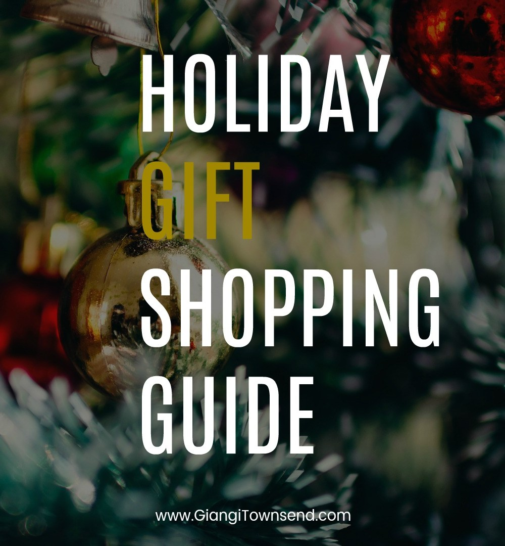 Holiday Gift Shopping Guide