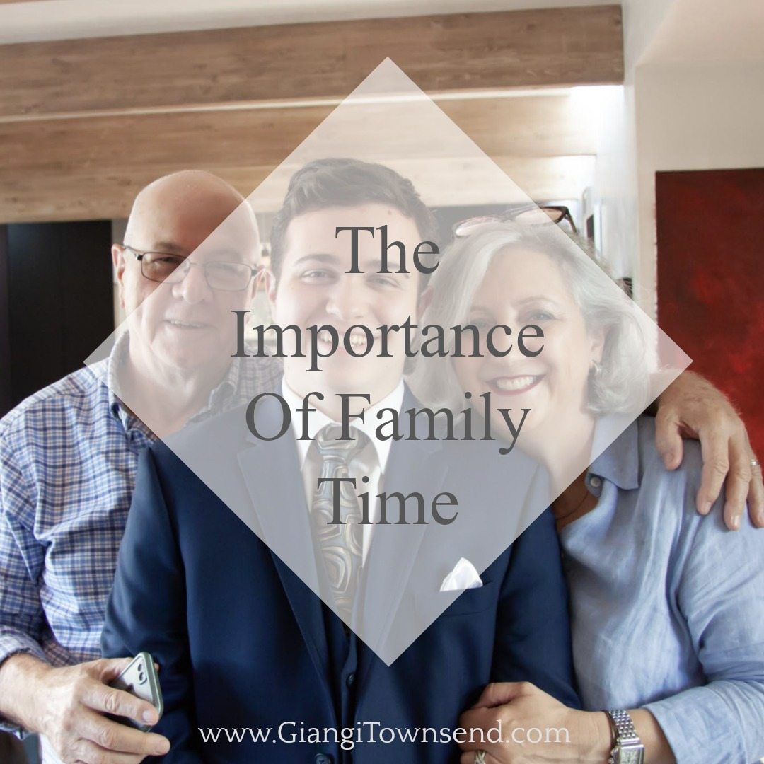 The Importance of family time