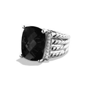 David Yurman Women's Wheaton Gemstone & Diamond Ring • David Yurman • $825