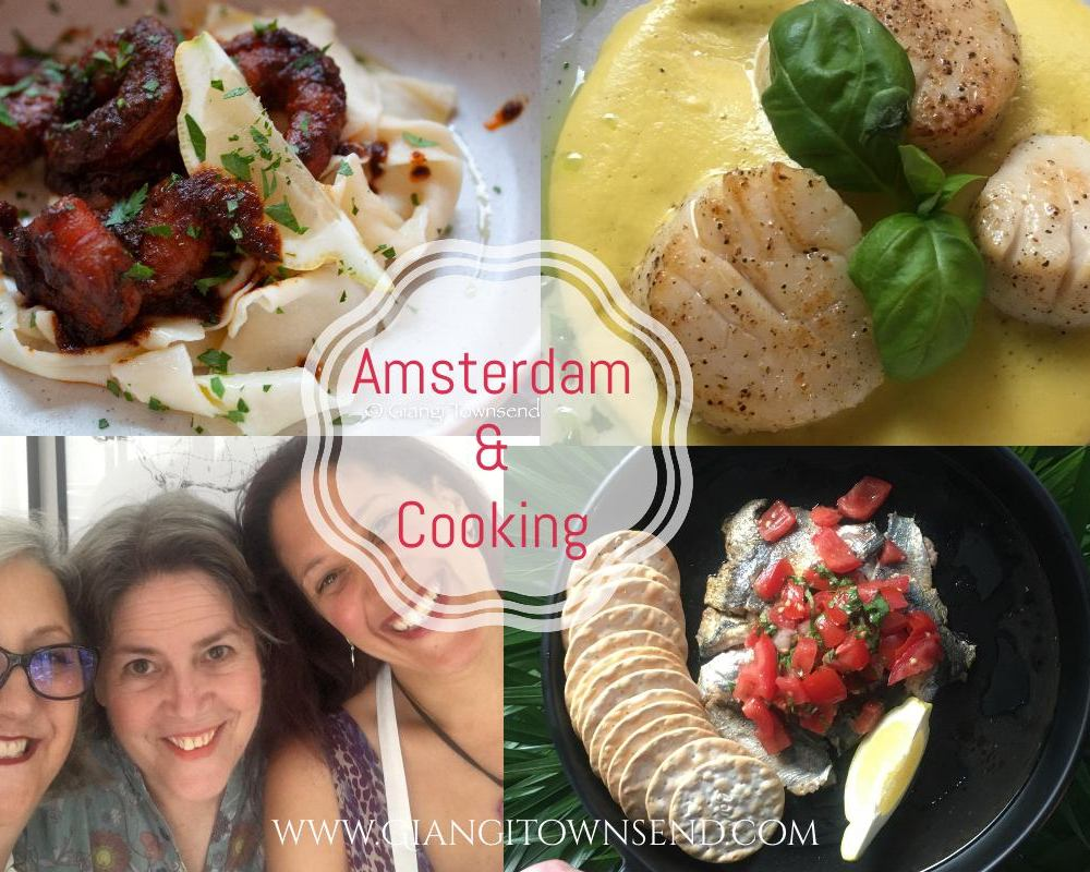 Amsterdam and cooking