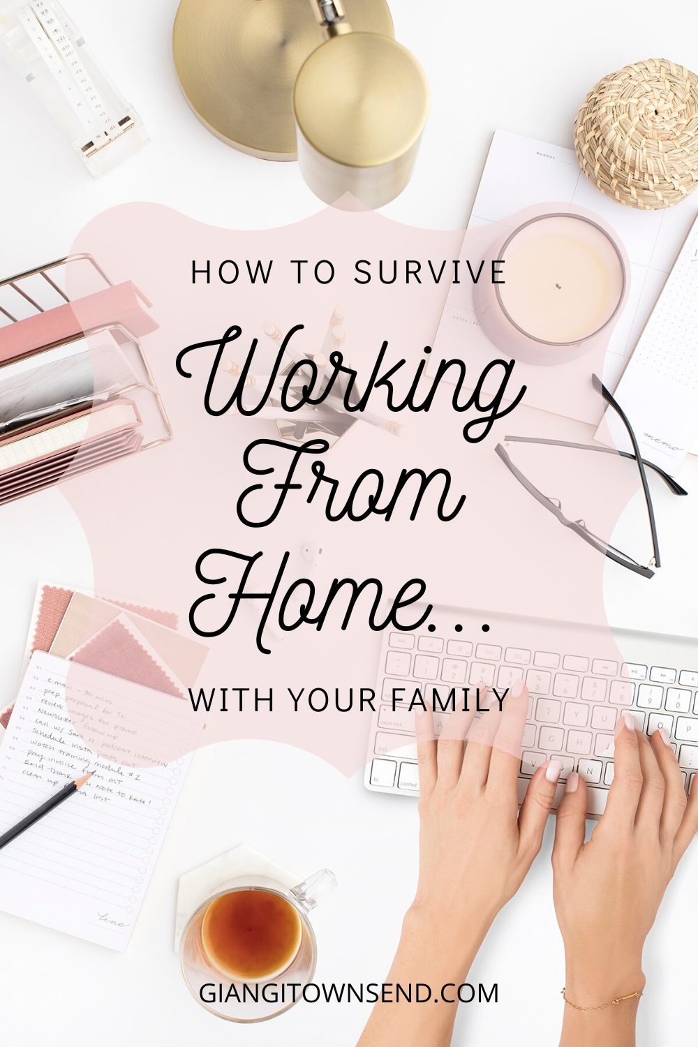 How To Survive Working From Home ... With Your Family