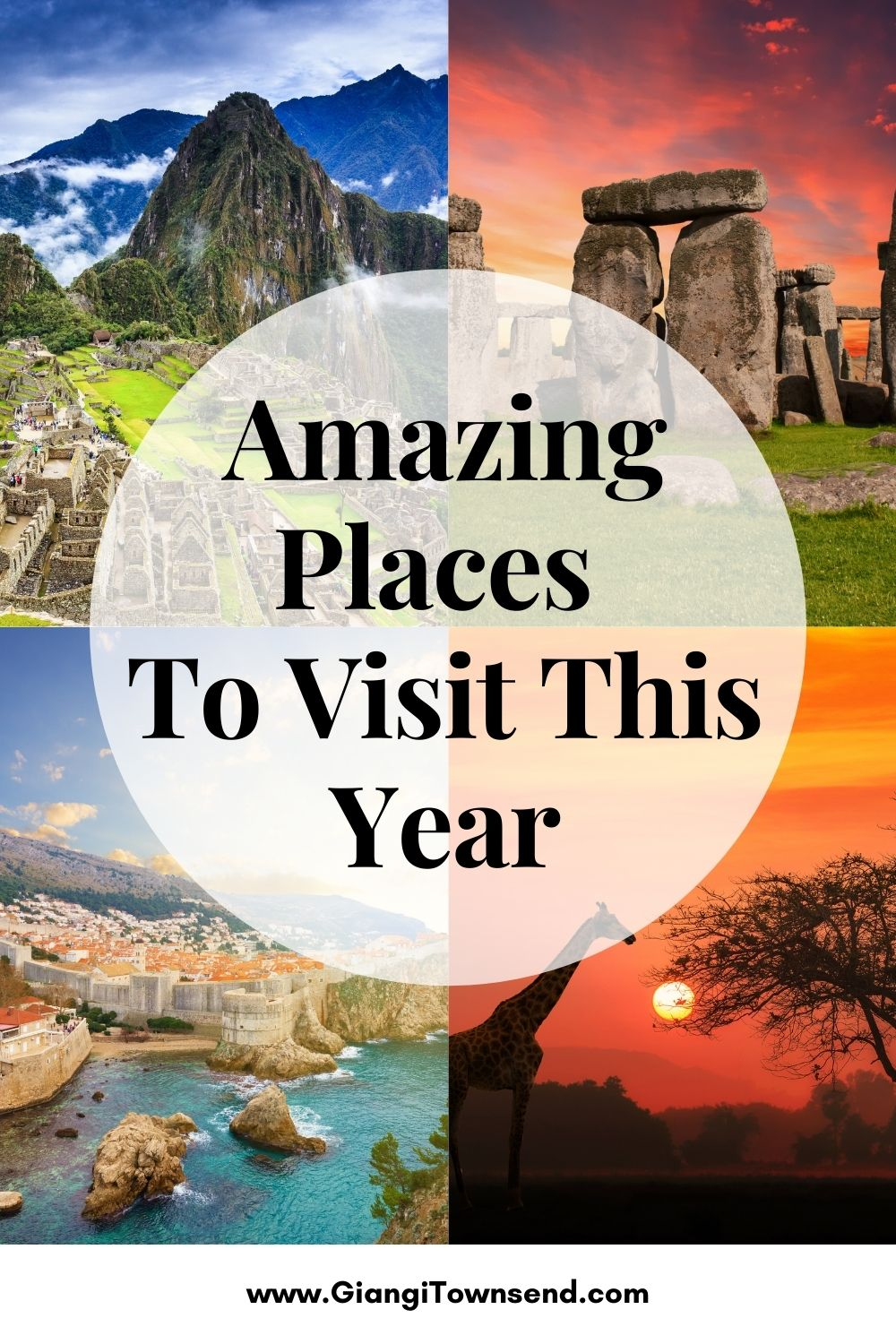 amazing places to visit this year