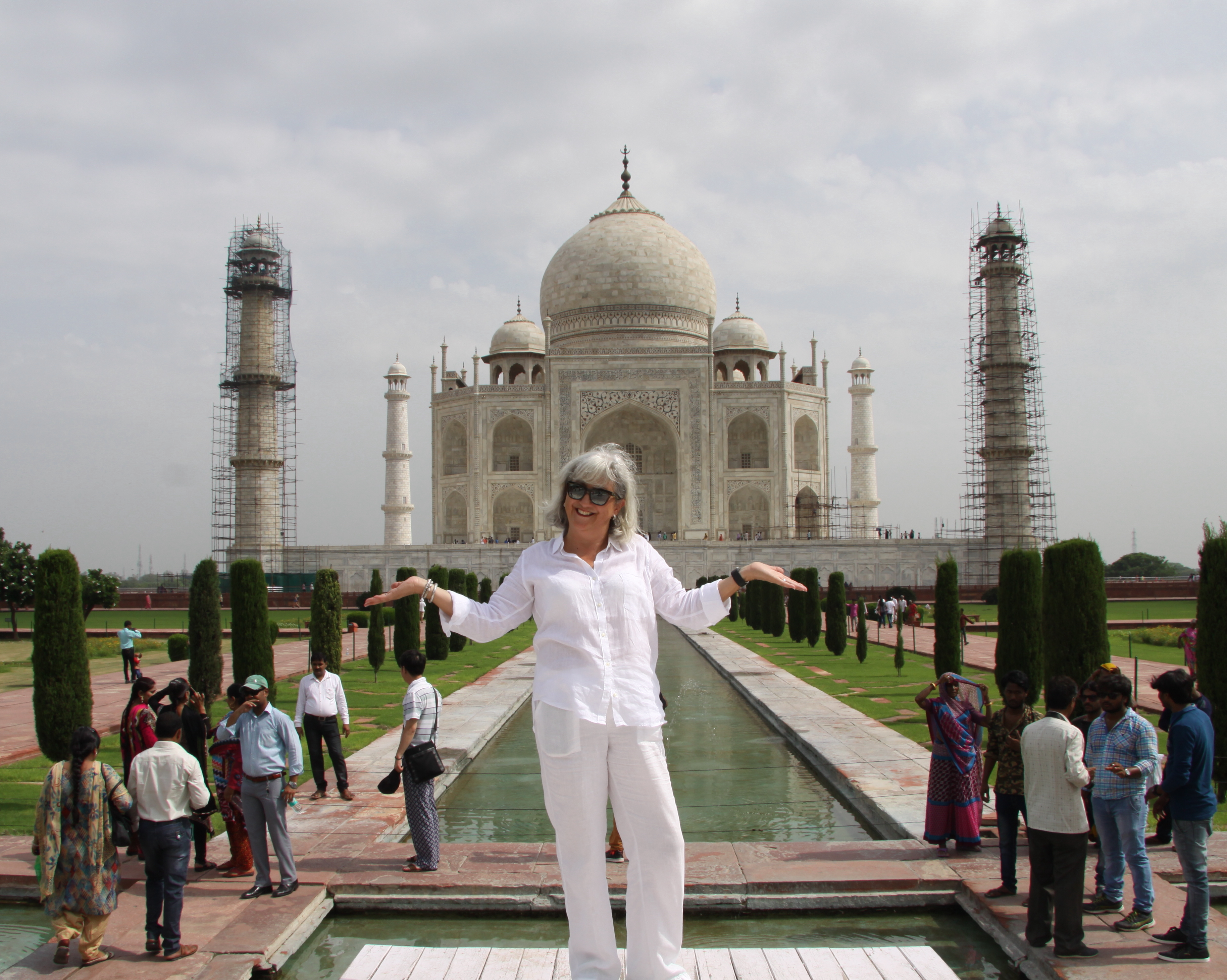 Me in India