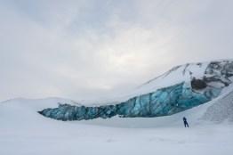 Montagne di ghiaccio