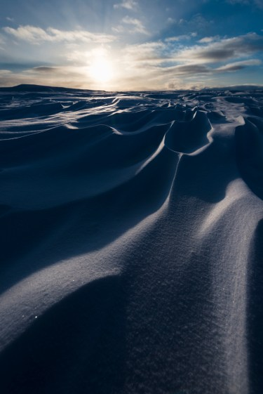 waves of ice