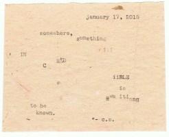 typewriter -c.s.
