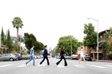 "LA ""ABBEY ROAD"""