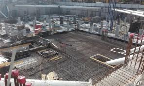 giant-office-budowa-24-10-2018-zbrojenie-stropu-na-poziomie--1-b