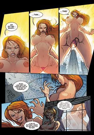 hentai giantess boobs