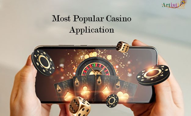 Most Popular Casino Game Software