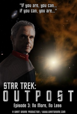 Star Trek: Outpost - Episode 3 - Promotional Poster