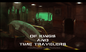 Of Kings and Time Travelers