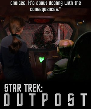 Star Trek: Outpost - Episode 37 - Dark Dawn