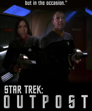 Star Trek: Outpost - Episode 40 - With Your Shield Or On It