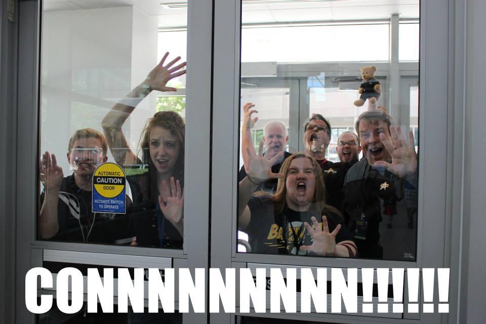 Denver Comic Con: COOOOONNNNNNNNN!!!!!