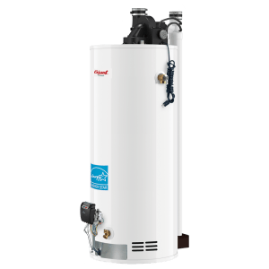 Residential GasFired Water Heater  Power Direct Vent