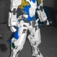 RG GN Strike Unicorn WIP Update 3