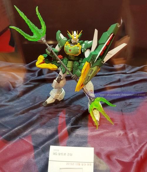 MG Altron Gundam