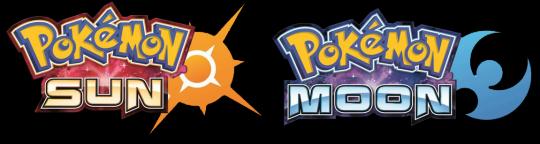 Pokemon Sun and Moon Logo