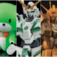 Multiple 7-Eleven Gunpla kits heading to Japan!!