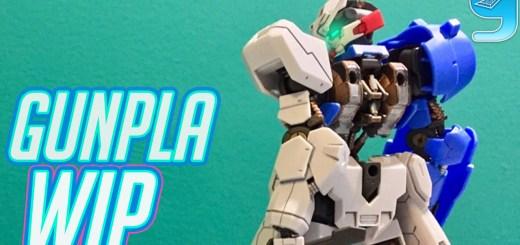 Gundam Astaroth WIP 1