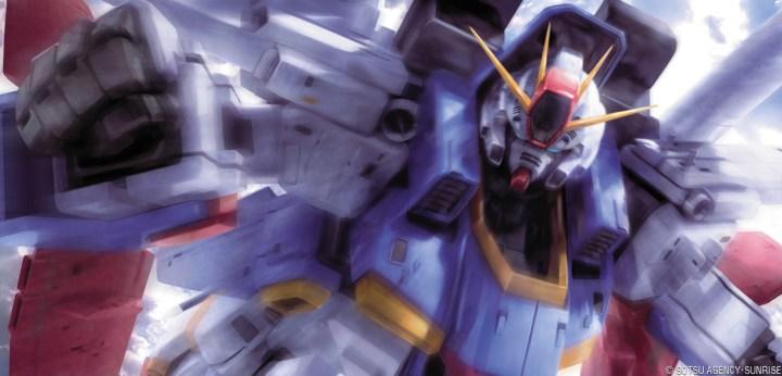 ZZ Gundam Winner Pic
