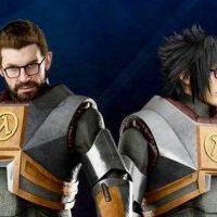 Square Enix and Valve do a very interesting collaboration...