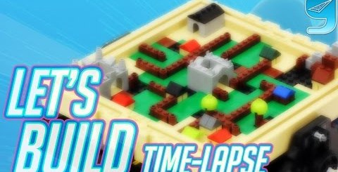 LEGO Ideas Labyrinth Maze