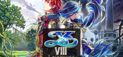 Ys VIII Banner