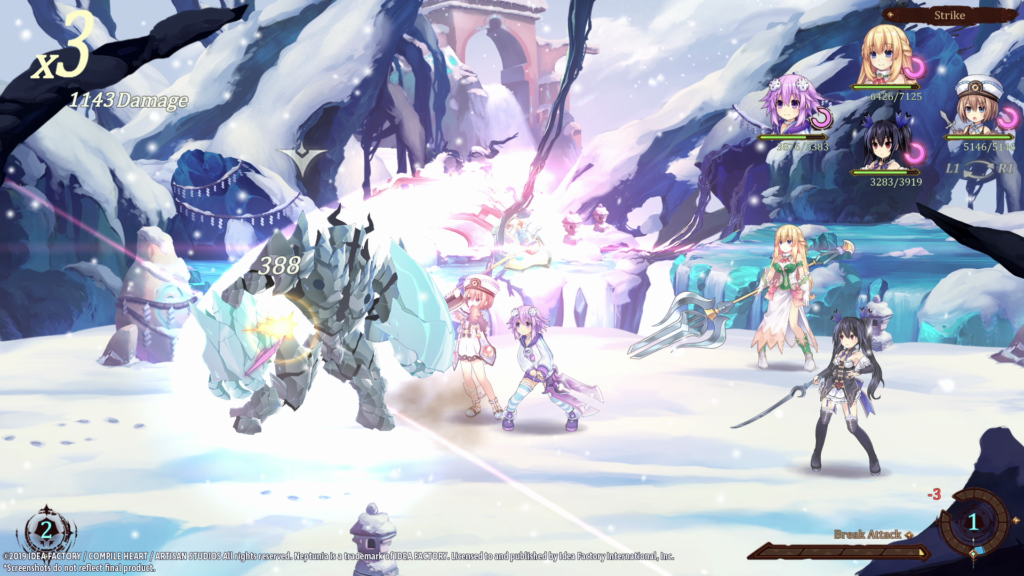 Super Neptuna RPG - Screenshot 7