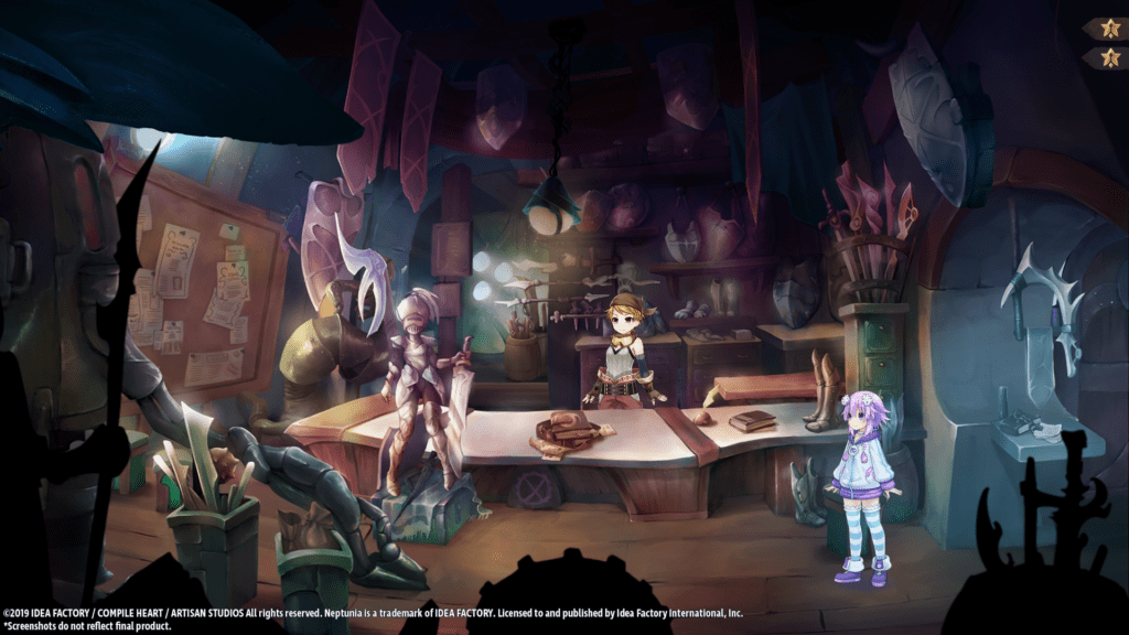 Super Neptunia RPG - Screenshot 4