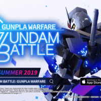 Gundam Battle: Gunpla Warfare is Coming to the US!