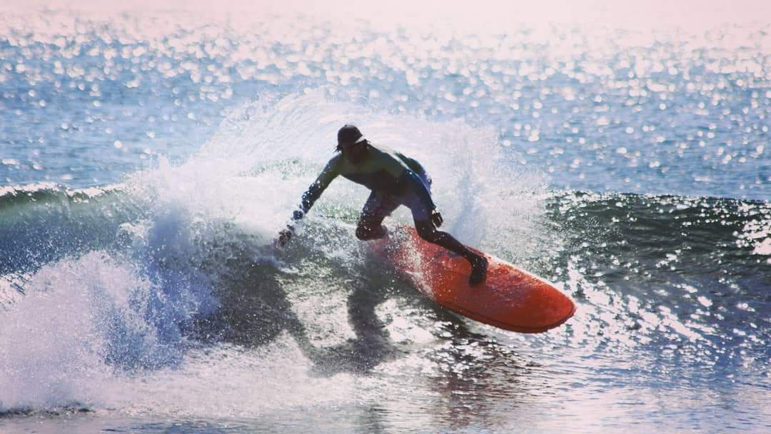 Surf Guide Kevin Gonzales