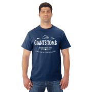 Giants Tomb Trading Co - Jerzee - Mens - T Shirt - Vintage Navy - Front