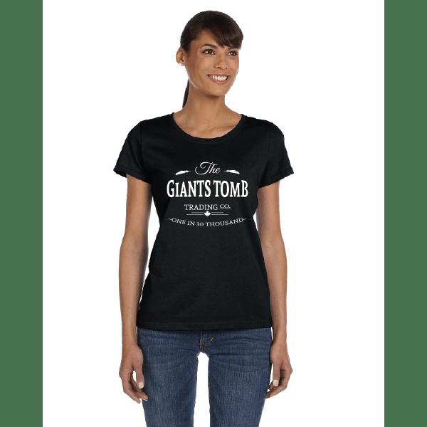 WOMEN'S T-SHIRT | GTTC HD COTTON - Front - Side