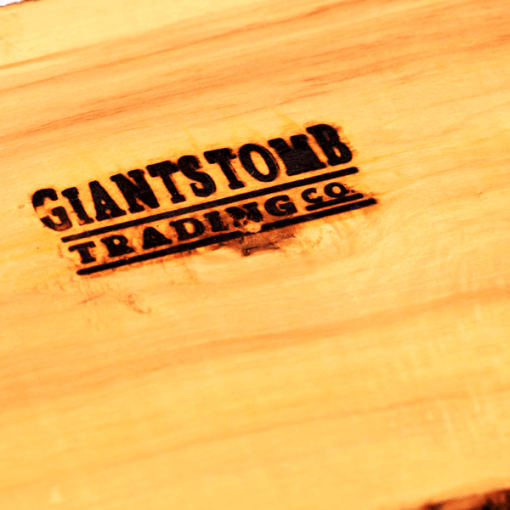 Giants Tomb Trading Co. - Serving Tray - Maple