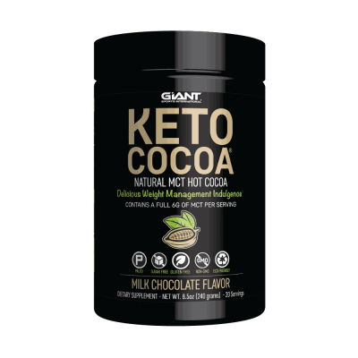 Keto Friendly Hot Chocolate with MCTs