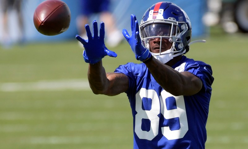 New York Giants agree to terms with first-round pick Kadarius Toney