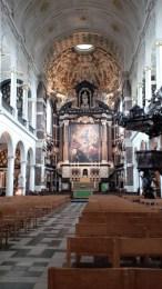 St. Carolus Borromeuskerk inside