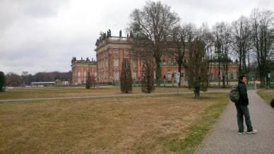 Neues Palace, Sanssouci Park, Potsdam