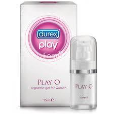 Gel bôi trơn kích thích Durex play O