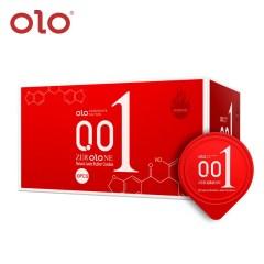 Bao cao su siêu mỏng OLO hộp 10 chiếc