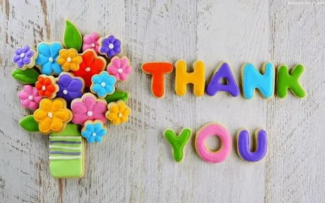 Bạn có thể nói cảm ơn trong nhiều tình huống