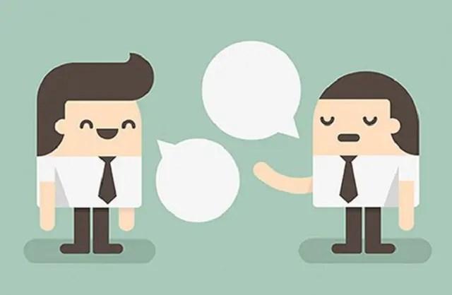 Bạn có thể mỉm cười và nói lời cảm ơn khi nhận được lời khuyên