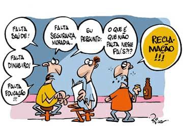 O Brasileiro Reclama de Que??? 4