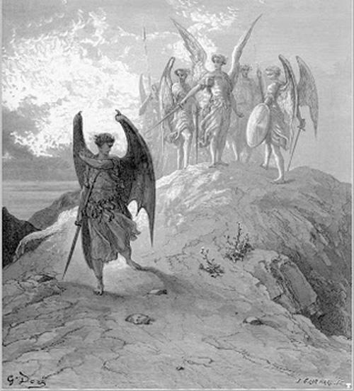 11 perguntas feitas ao Diabo